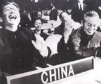 中国在联合国恢复合法席位