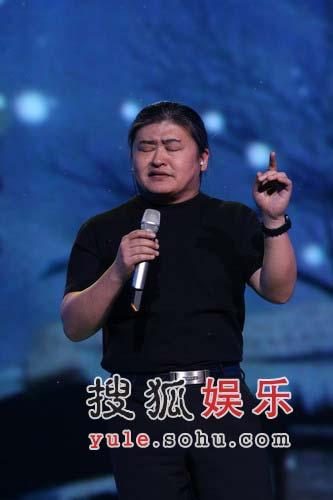 """独家:""""大哥大""""刘欢亮实力歌喉 掌声响起多次"""
