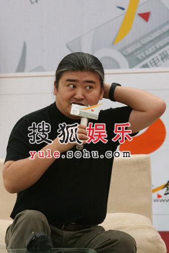 独家:刘欢谈招牌形象 留长发原是因偷懒(图)