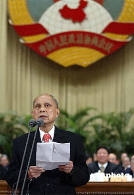 全国政协副主席霍英东28日晚因病逝世 享年83岁