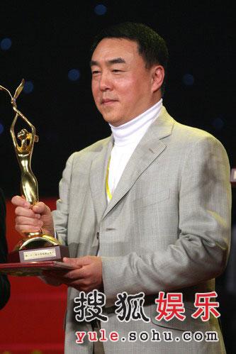 郎昆凭春晚拿最佳导演 高希希喜洋洋拿奖(图)