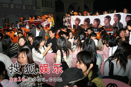 李珉宇赞中国女生漂亮 想出中文唱片报答歌迷