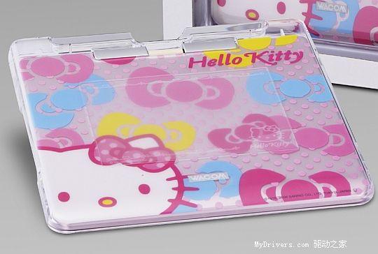 Kitty,绘图板