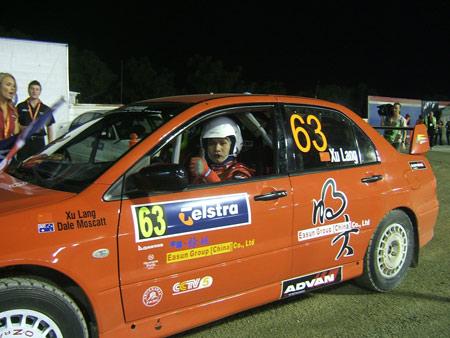 """WRC澳大利亚站勒布""""家中""""卫冕 徐浪亚洲第一"""