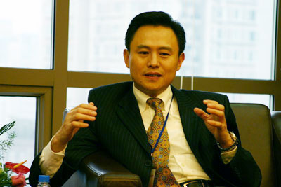 专访徐留平:未来4年投放16款自主品牌轿车