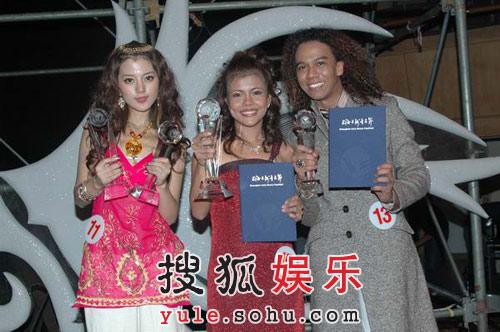 亚洲新人歌手大赛落幕 各国唱将尽显其能(图)