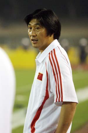 图文:亚青赛中国1-0澳大利亚 贾秀全出一口气