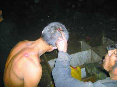 老汉被黑窑场骗做苦力 逃出后联合警方救出工友