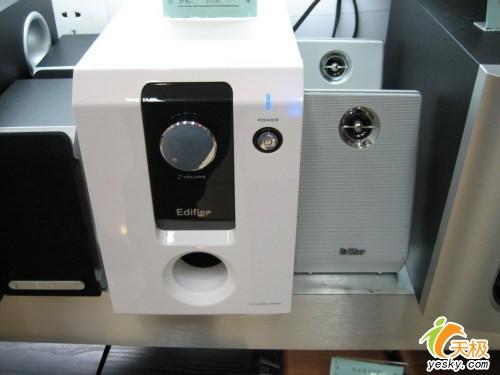 漫步者2.1音箱R303T低价再到货仅售375元