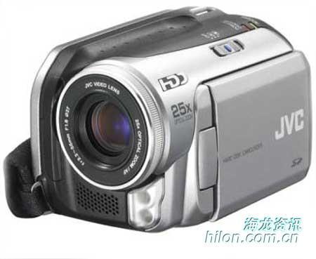 JVC数码摄像机MG-20海龙市场停售