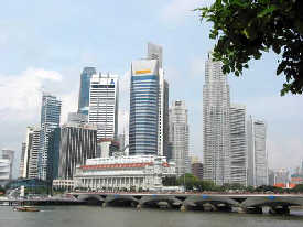 图文:新加坡概况