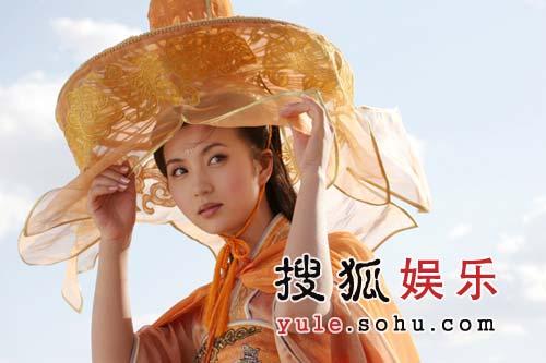 《大敦煌》开播 陈好演梅朵公主惹人怜爱(图)