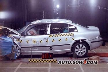 领驭的车身结构足够安全吗?