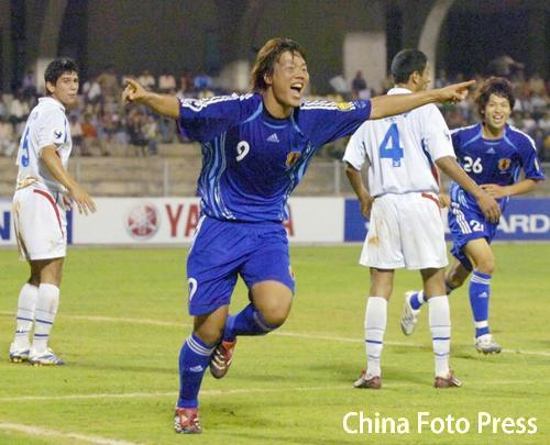 东瀛军4球完胜塔吉克 日本国青才是最可怕对手