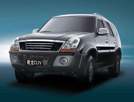 黄海汽车新款CUV将亮相北京国际车展