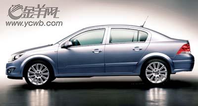 欧宝将推出新款雅特(Astra)轿车车型(图)