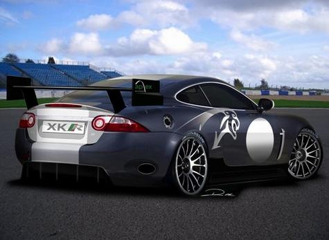 捷豹 XKR GT3(图)