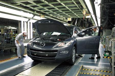 Mazda CX-9(图)