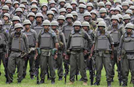 斐济面临军事政变危险 军队携7吨弹药开进首都