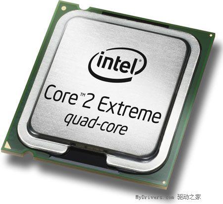 四核心,Intel