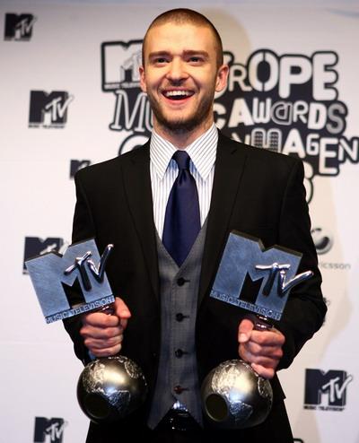 第13届MTV欧洲音乐奖揭晓 贾斯汀两奖出尽风头