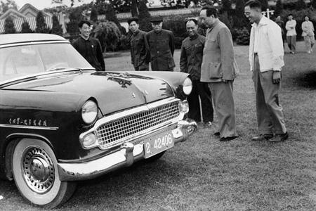 翻开红旗近50年的历史 红旗历史简介