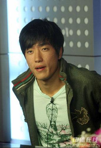刘翔:教练是王德显就和他对打 奥运目标破纪录