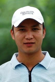 中国高尔夫明星:袁浩