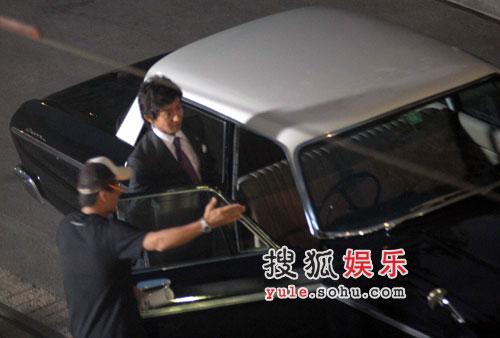 《华丽的一族》上海开拍 木村拓哉化身金融小开