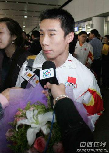 2008奥运希望之星--体操肖钦