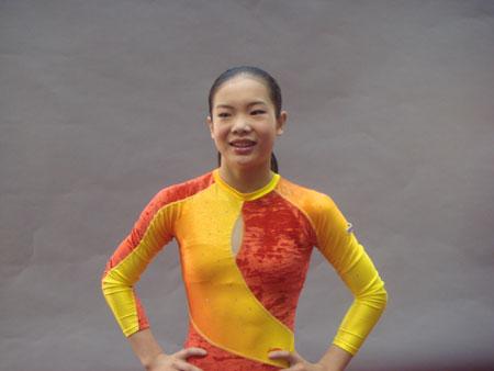 2008奥运希望之星--体操程菲