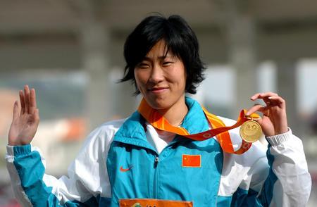2008奥运希望之星--田径黄潇潇
