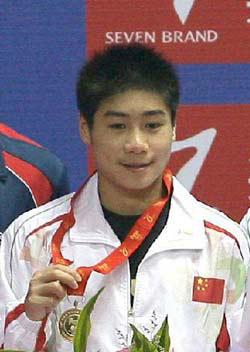2008奥运希望之星--跳水火亮