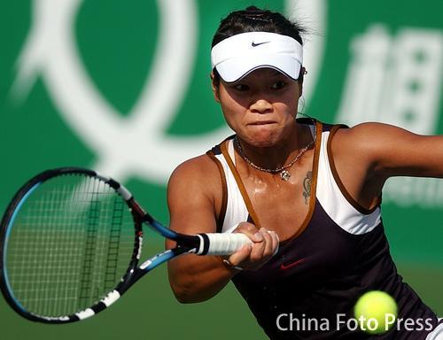 2008奥运希望之星--网球李娜