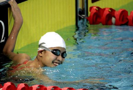 2008奥运希望之星--游泳王群