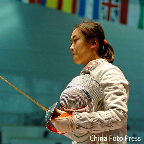 2008奥运希望之星--击剑谭雪