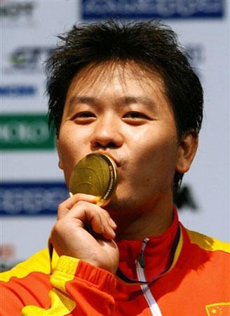 2008奥运希望之星--击剑王磊