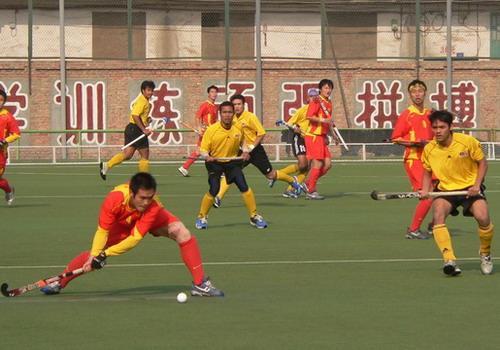 国际曲棍球友谊赛 男曲不敌马来西亚三负一平