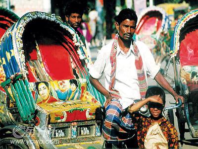 孟加拉:泰戈尔钟情的国度