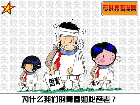 儿童画 体育海报