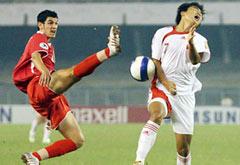亚青赛出局中国足球告别青春期