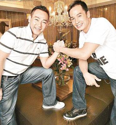TVB男主角之争白热化 林保怡叫陈豪多等两年