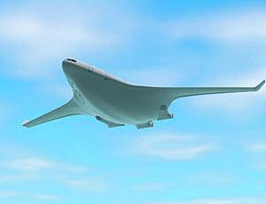 美英打造无噪声飞机 起降声音与洗衣机相当