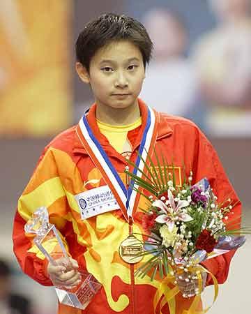 11月7日:体操女队队长张楠的奥林匹克故事