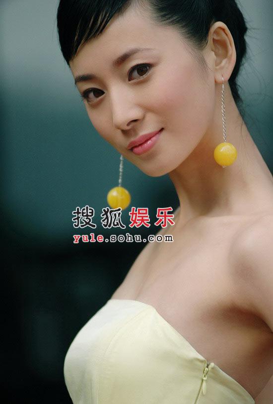 广告小公主徐筠 清新脱俗的汽车界万人迷(图)