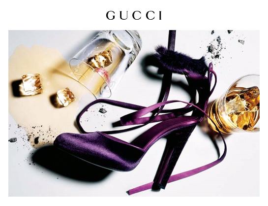 品牌故事:GUCCI古弛 意大利最大的时装集团