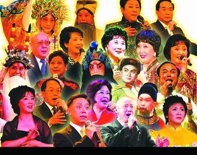 梨园群英会百位京剧名家要到民族宫剧院亮嗓