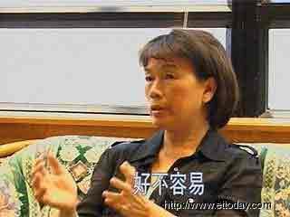 龙应台在港批陈水扁假借民主之名谋己之私(图)
