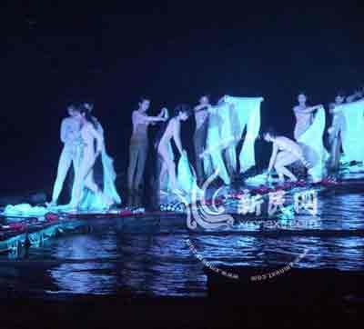 广西文化局否认《印象-刘三姐》演员全裸表演