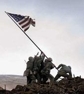 《父亲的旗帜》精彩剧照